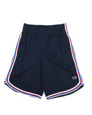Champion - Embroidered Logo C Patch Mesh Shorts (8-20)-2220045