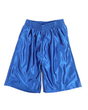 Boys - Solid Dazzle Shorts (8-20)-2219225