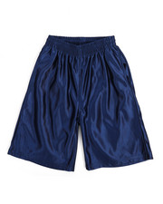 Bottoms - Solid Dazzle Shorts (8-20)-2219230