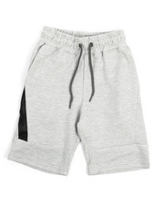 Arcade Styles - Tech Fleece Shorts w/Wrap Around Heat Zipper (8-20)-2219813