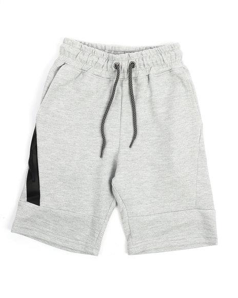 Arcade Styles - Tech Fleece Shorts w/Wrap Around Heat Zipper (8-20)
