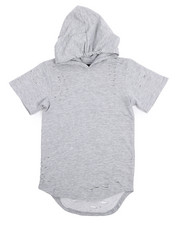 Boys - Thrasher Pullover Hoodie (8-20)-2219177