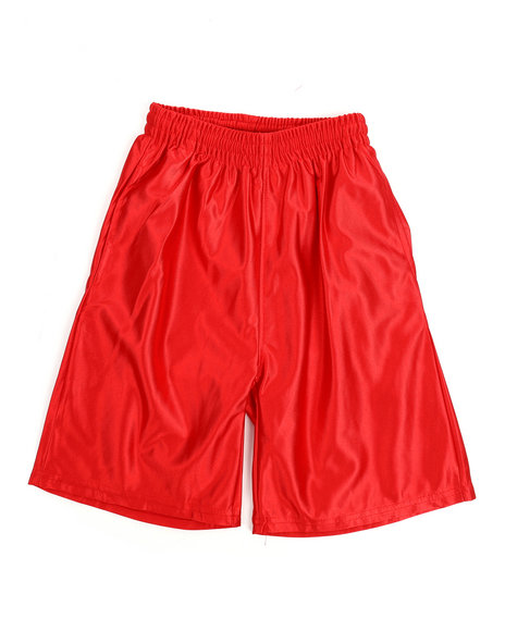 Arcade Styles - Solid Dazzle Shorts (8-20)