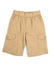 Akademiks - Pull On Twill Cargo Shorts (8-20)-2220448