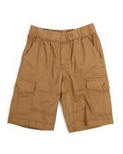 Akademiks - Pull On Twill Cargo Shorts (8-20)-2220455