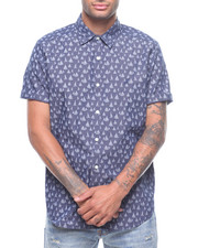 Nautica - SS SAILBOAT PRINT BUTTONDOWN-2221380