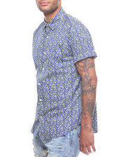 Nautica - SS FLORAL PRINTED BUTTONDOWN-2221391