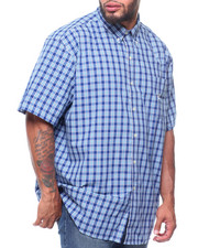 Chaps - H-Easycare Woven Shirt (B&T)-2220737