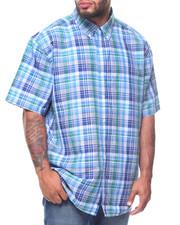 Button-downs - H-Woven Shirt (B&T)-2220812
