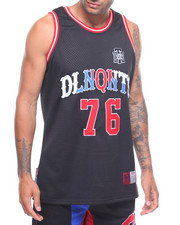 Jerseys - DLNQNTS 76 MESH TANK-2221397