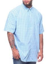 Chaps - H-Easycare Woven Shirt (B&T)-2220679