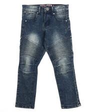 Arcade Styles - Moto Jeans (4-7)-2220817