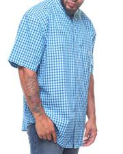 Chaps - H-Easycare Woven Shirt (B&T)-2220727