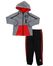 Sets - 2 Piece Zip Tricot Jacket Set (4-7)-2220717