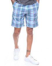 Men - MADRAS PLAID SHORT-2221425