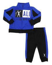 Muhammad Ali - 2 Piece Zip Tricot Jacket Set (Infant)-2220785