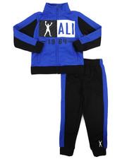 Muhammad Ali - 2 Piece Zip Tricot Jacket Set (4-7)-2220761