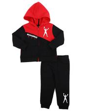 Sets - 2 Piece Zip Hooded Fleece Set (2T-4T)-2220772