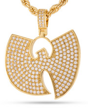 King Ice - Wu-Tang X King Ice Necklace-2221014