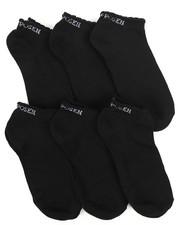 Accessories - Zac Posen No Show 6 Pack Socks-2221659