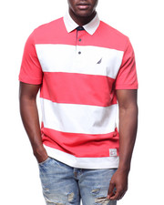 Short-Sleeve - SS RUGBY STRIPE POLO-2221906