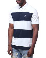 Short-Sleeve - SS RUGBY STRIPE POLO-2221882