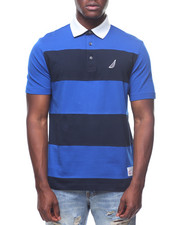 Short-Sleeve - SS RUGBY STRIPE POLO-2221918