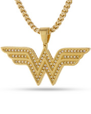 King Ice - Justice League x King Ice – The Wonder Woman Necklace-2221034