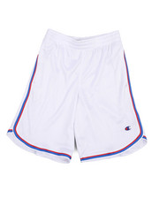 Champion - Embroidered Logo C Patch Mesh Shorts (8-20)-2220022