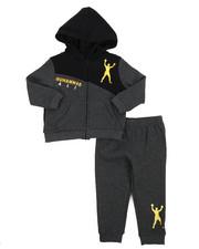 Sets - Fleece Jacket Set (2T-4T)-2219221
