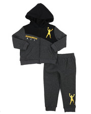 Muhammad Ali - Fleece Jacket Set (2T-4T)-2219221
