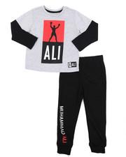 Muhammad Ali - 2-Fer Tee & Pant Set (4-7)-2220079