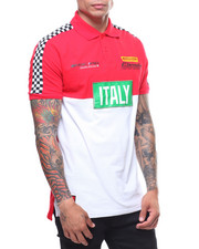 Eternity BC / AD - Italy Moto Polo Shirt-2222512