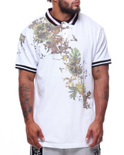 Hustle Gang - S/S In Deep Polo (B&T)-2222618