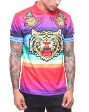 Hudson NYC - Hollywood Tiger Polo Shirt-2222684