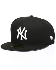 NBA, MLB, NFL Gear - MLB Basic 59Fifty New York Yankees Fitted Hat-2221693