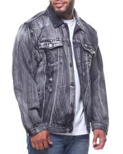 Outerwear - Denim Jacket (B&T)-2222187