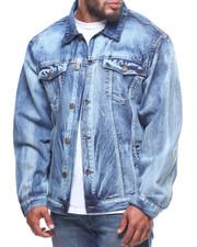 Outerwear - Denim Jacket (B&T)-2222197