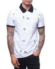 Short-Sleeve - Horoscope Polo Shirt-2222661