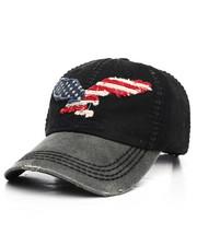 Buyers Picks - Flag Eagle Vintage Dad Hat-2221039