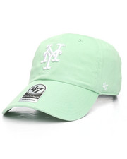 '47 - New York Mets 47 Clean Up Strapback Cap-2220971