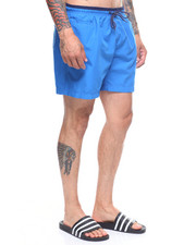 Mens-Swim - Solid Swim Shorts-2222572