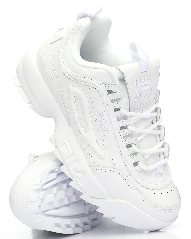 Buy Disruptor II Premium Sneakers Women's Footwear from Fila