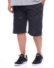 Shorts - Trax Moto Canvas Short (B&T)-2216489