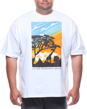 LRG - Head In The Clouds S/S Tee (B&T)-2223436