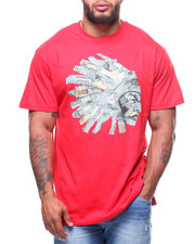 Hustle Gang - S/S Currency Tee (B&T)-2223388