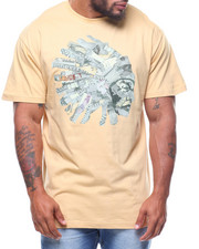 Hustle Gang - S/S Currency Tee (B&T)-2223402
