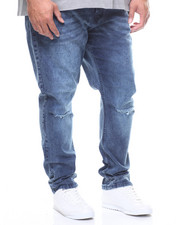 Jeans - Rip & Repair Jeans (B&T)-2221948