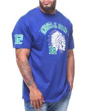 Hustle Gang - S/S Sports Club Tee (B&T)-2223420