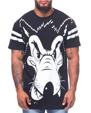 Hustle Gang - S/S Big Bad Wolf Knit (B&T)-2223481
